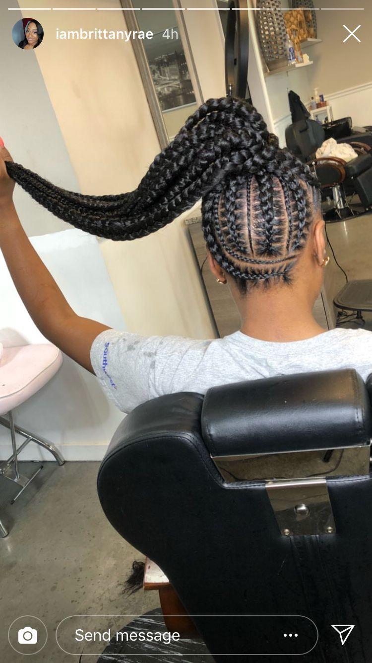 BEST Braided Hairstyles 2021 hairstyleforblackwomen.net 452