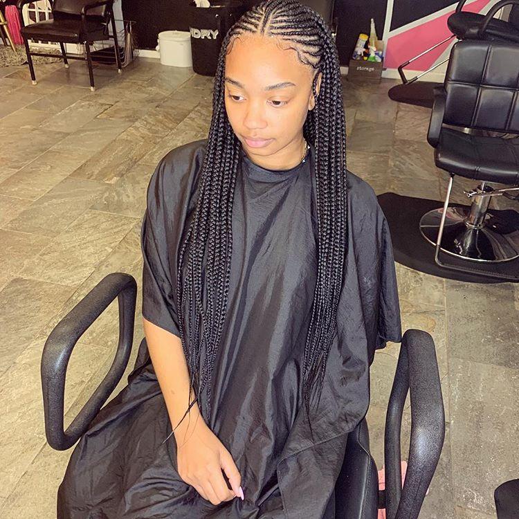 BEST Braided Hairstyles 2021 hairstyleforblackwomen.net 468