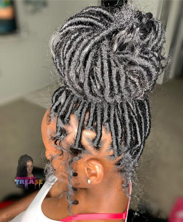 BEST Braided Hairstyles 2021 hairstyleforblackwomen.net 539