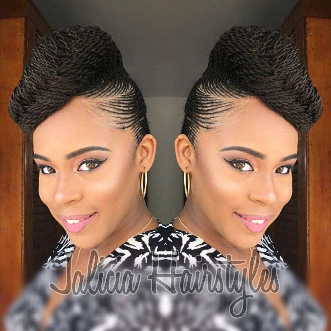 BEST Braided Hairstyles 2021 hairstyleforblackwomen.net 541