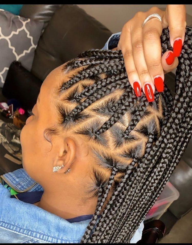 BEST Braided Hairstyles 2021 hairstyleforblackwomen.net 58