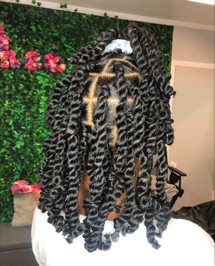 BEST Braided Hairstyles 2021 hairstyleforblackwomen.net 583