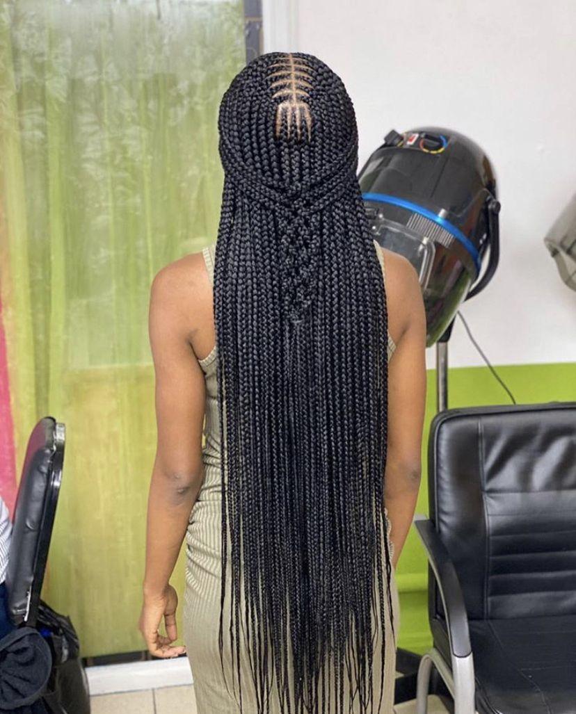 BEST Braided Hairstyles 2021 hairstyleforblackwomen.net 621