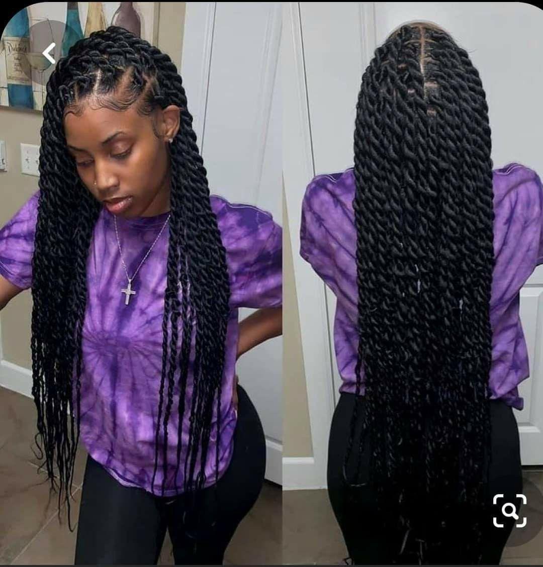 BEST Braided Hairstyles 2021 hairstyleforblackwomen.net 660