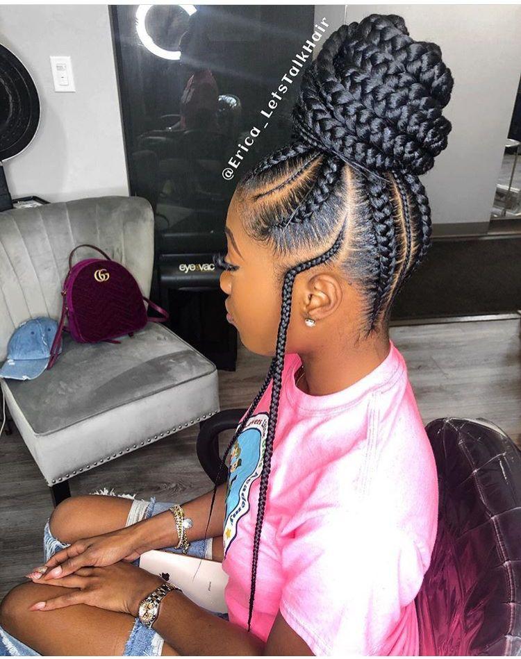 BEST Braided Hairstyles 2021 hairstyleforblackwomen.net 662
