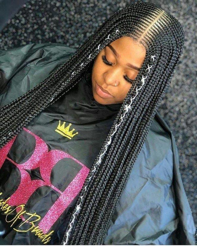 BEST Braided Hairstyles 2021 hairstyleforblackwomen.net 682