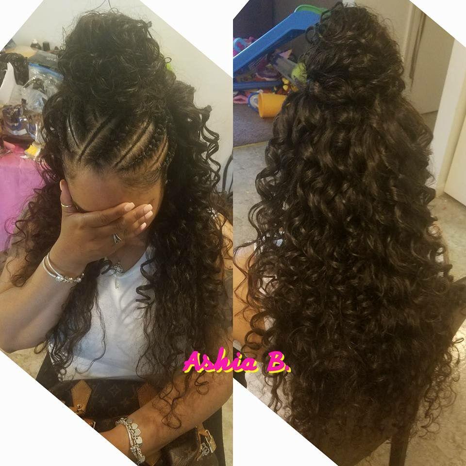 BEST Braided Hairstyles 2021 hairstyleforblackwomen.net 709