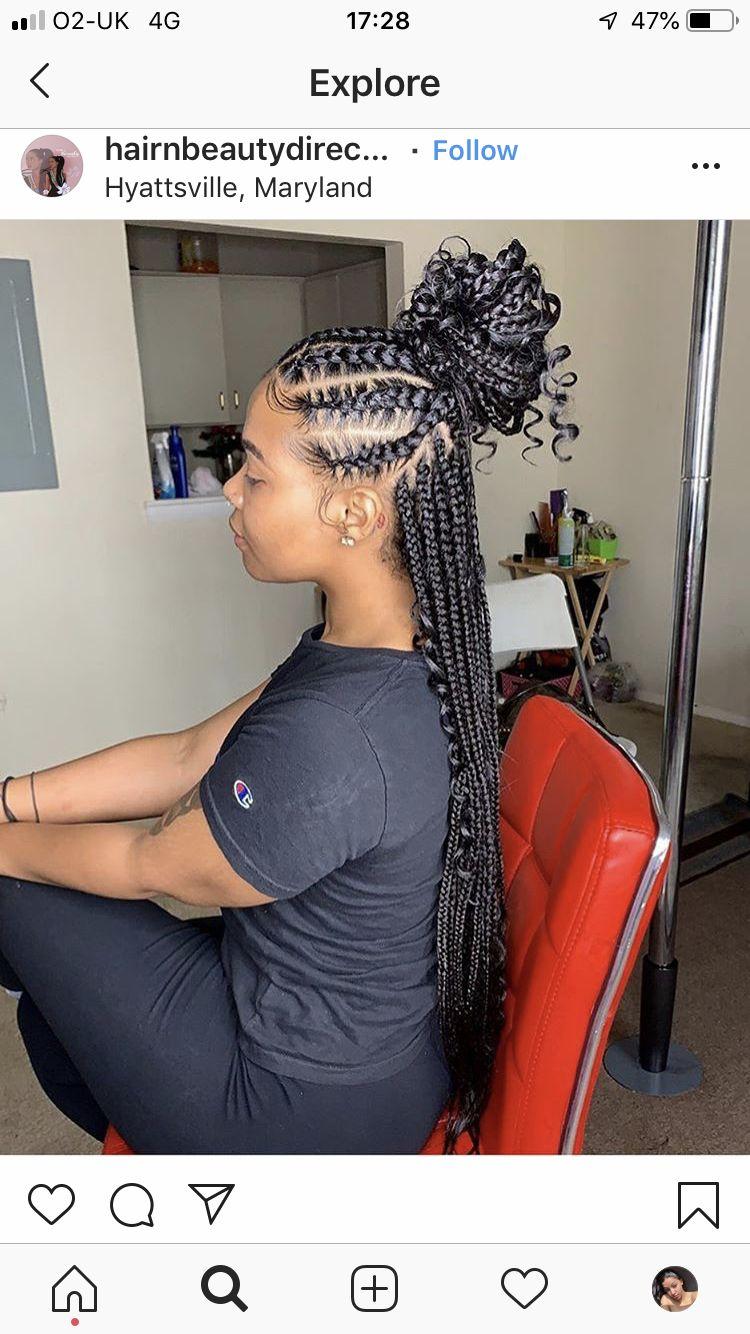 BEST Braided Hairstyles 2021 hairstyleforblackwomen.net 731