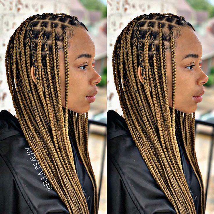BEST Braided Hairstyles 2021 hairstyleforblackwomen.net 783