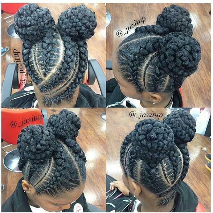 BEST Braided Hairstyles 2021 hairstyleforblackwomen.net 867