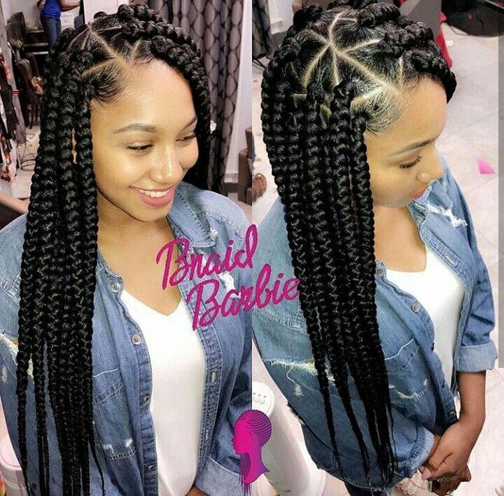 BEST Braided Hairstyles 2021 hairstyleforblackwomen.net 871