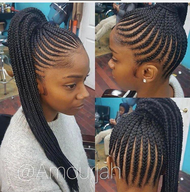 BEST Braided Hairstyles 2021 hairstyleforblackwomen.net 872