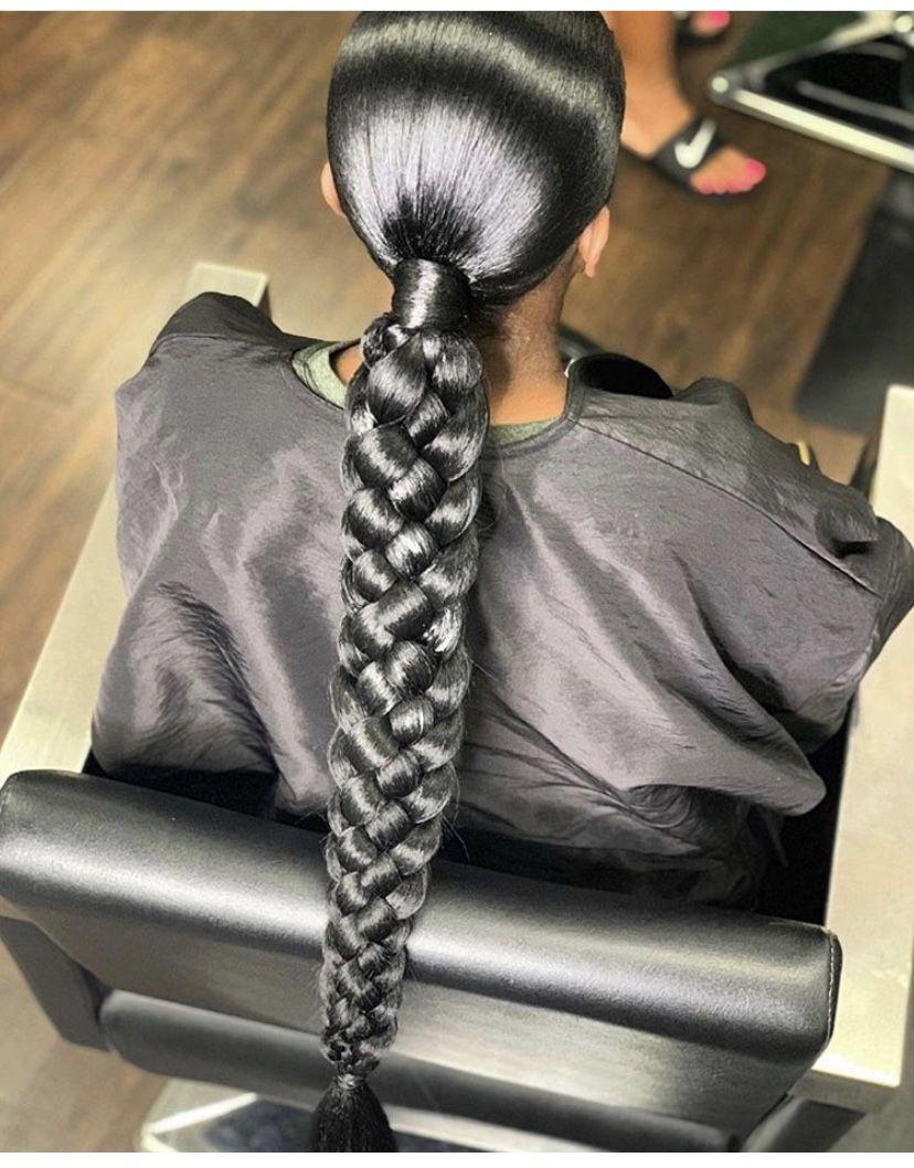 BEST Braided Hairstyles 2021 hairstyleforblackwomen.net 901