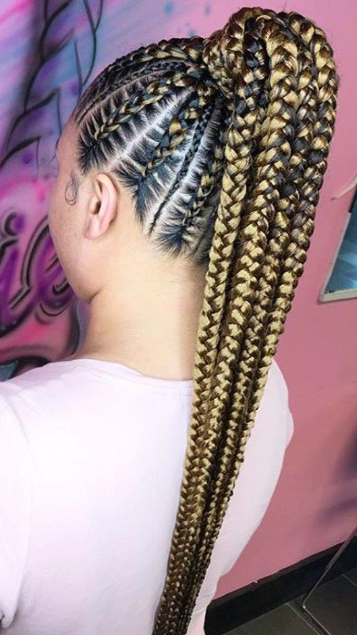 BEST Braided Hairstyles 2021 hairstyleforblackwomen.net 954
