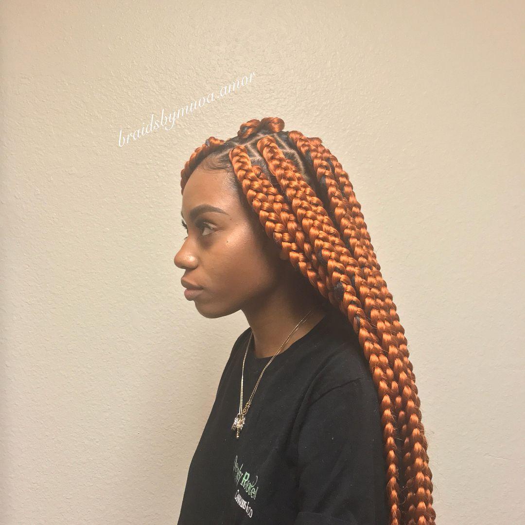 BEST Braided Hairstyles 2021 hairstyleforblackwomen.net 955