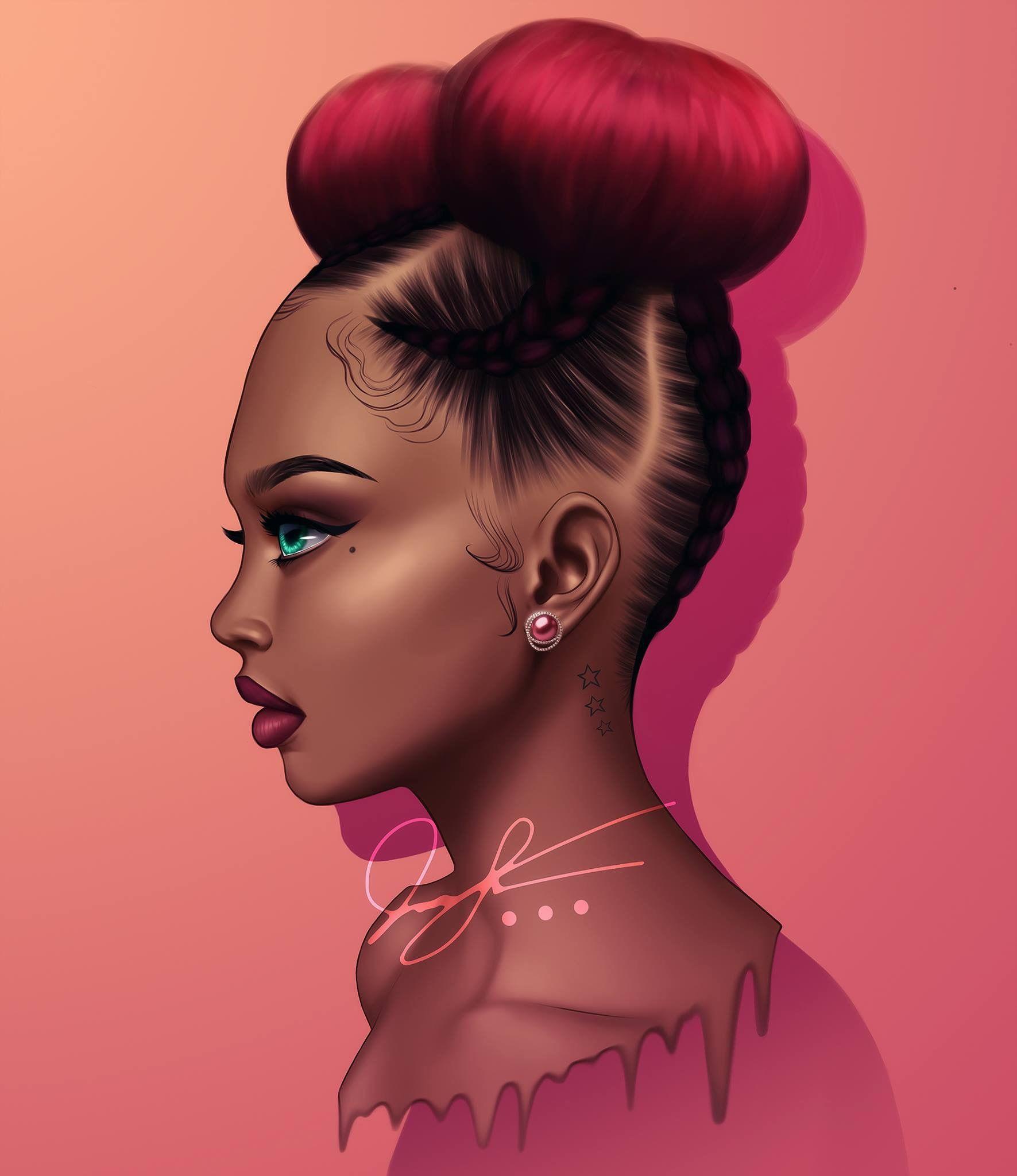 BEST Braided Hairstyles 2021 hairstyleforblackwomen.net 987