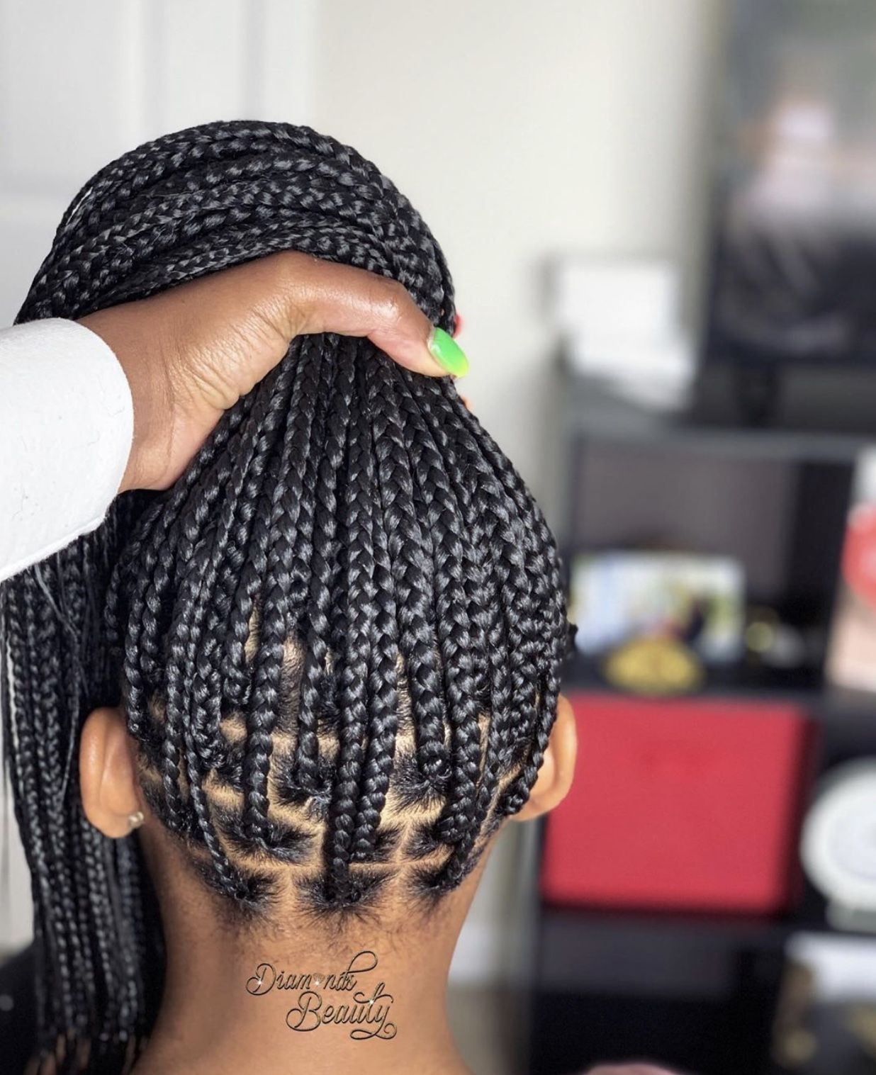 Beautiful Braided Hairstyles 2021 hairstyleforblackwomen.net 1