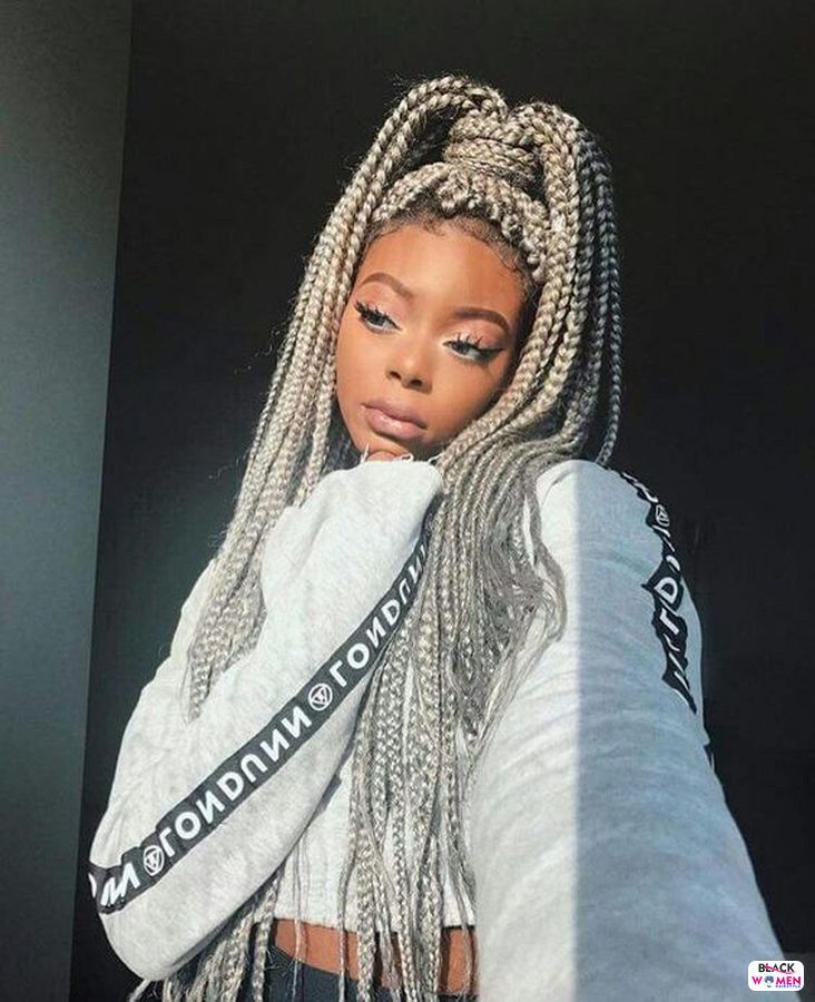 Beautiful Braided Hairstyles 2021 hairstyleforblackwomen.net 10082
