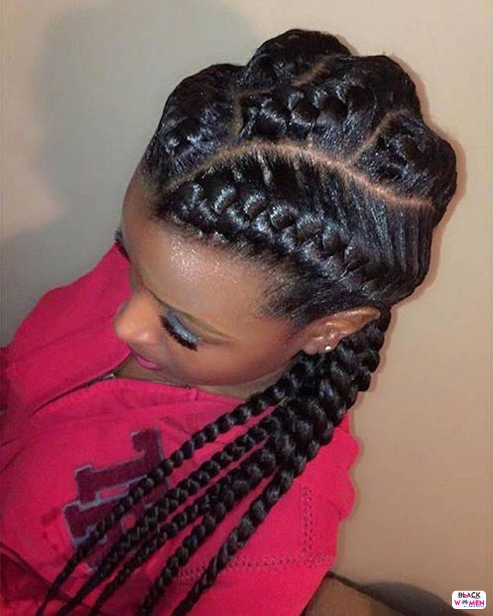 Beautiful Braided Hairstyles 2021 hairstyleforblackwomen.net 10083