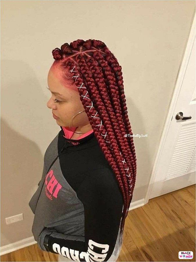 Beautiful Braided Hairstyles 2021 hairstyleforblackwomen.net 10088