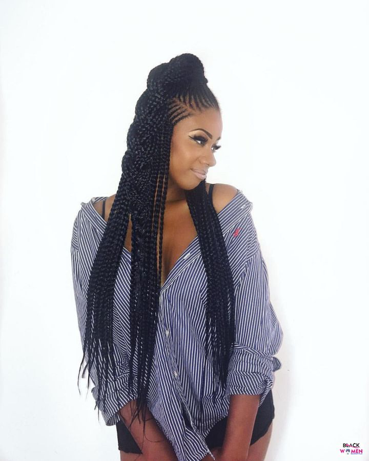 Beautiful Braided Hairstyles 2021 hairstyleforblackwomen.net 10097
