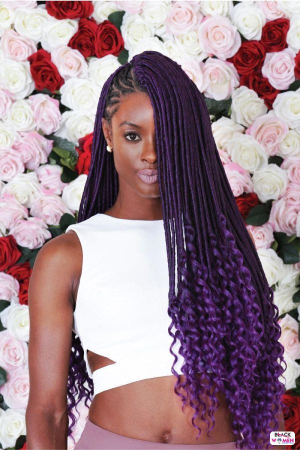Beautiful Braided Hairstyles 2021 hairstyleforblackwomen.net 10107