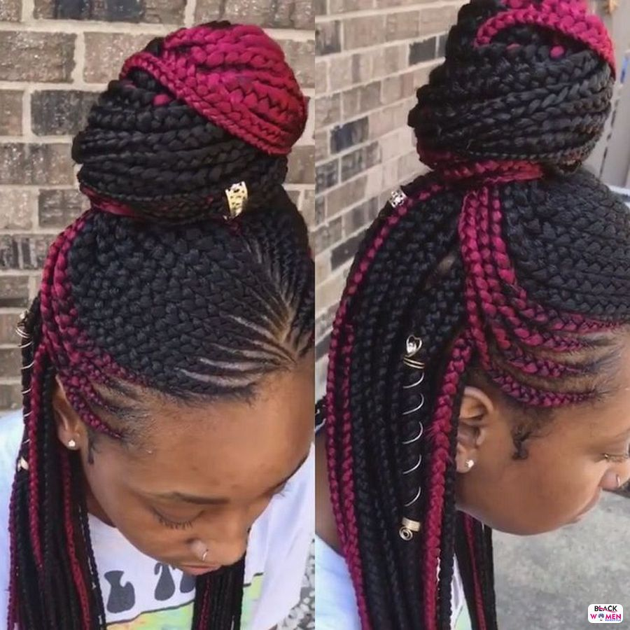 Beautiful Braided Hairstyles 2021 hairstyleforblackwomen.net 10108