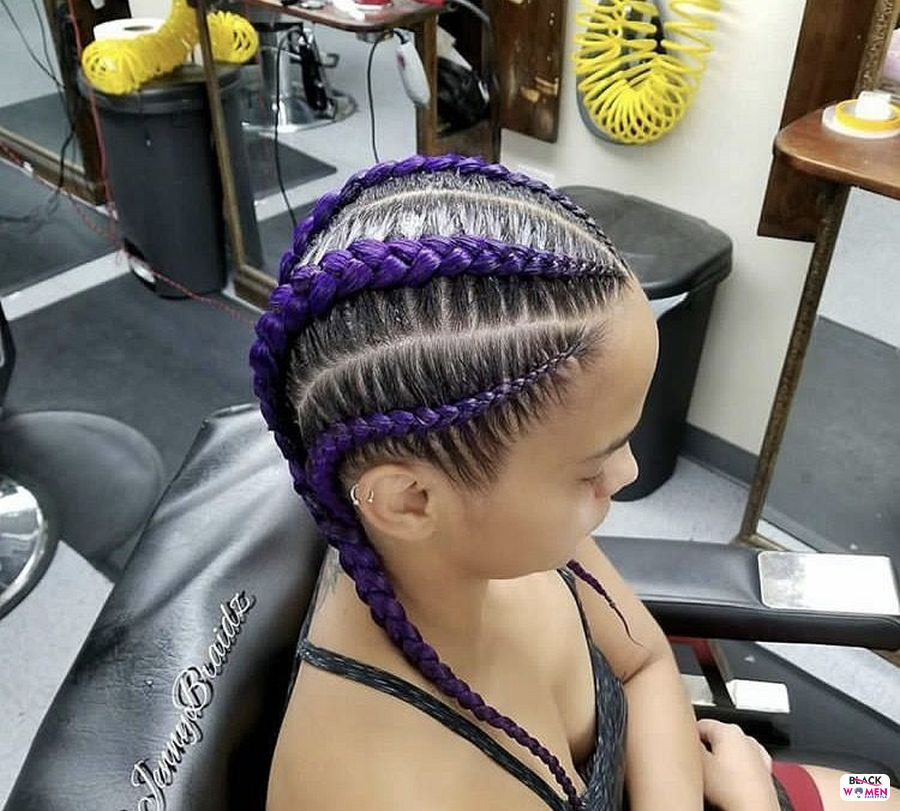 Beautiful Braided Hairstyles 2021 hairstyleforblackwomen.net 10109