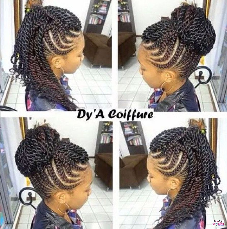 Beautiful Braided Hairstyles 2021 hairstyleforblackwomen.net 10118