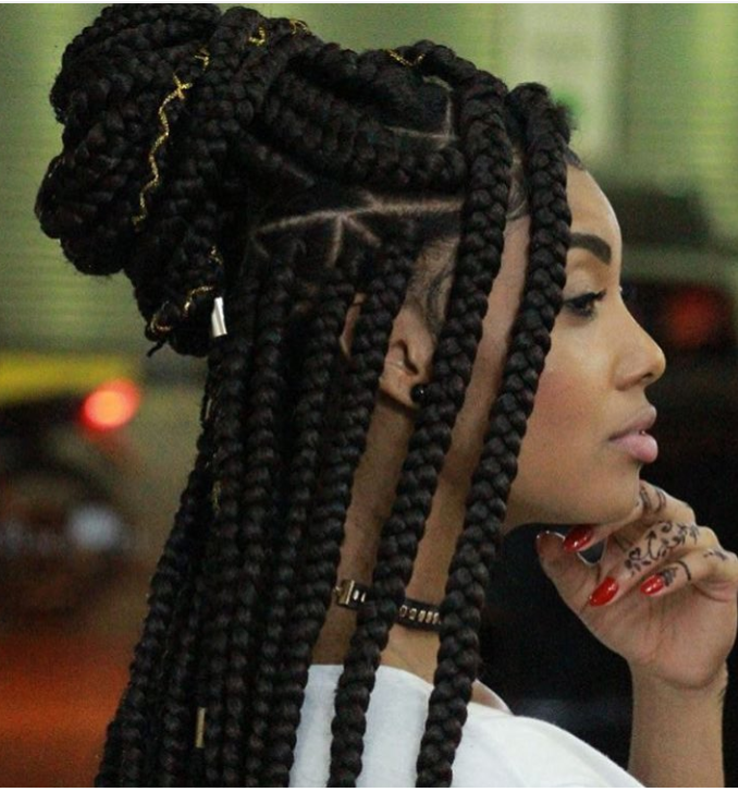 Beautiful Braided Hairstyles 2021 hairstyleforblackwomen.net 13
