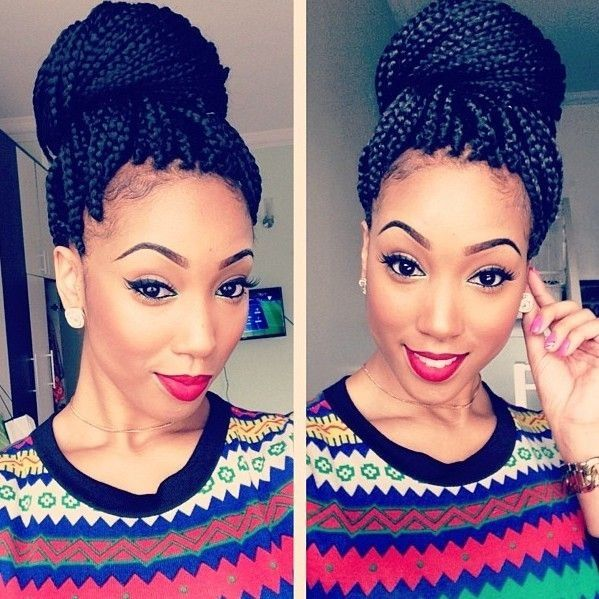 Beautiful Braided Hairstyles 2021 hairstyleforblackwomen.net 14