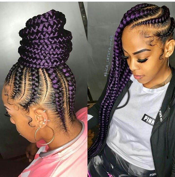 Beautiful Braided Hairstyles 2021 hairstyleforblackwomen.net 22
