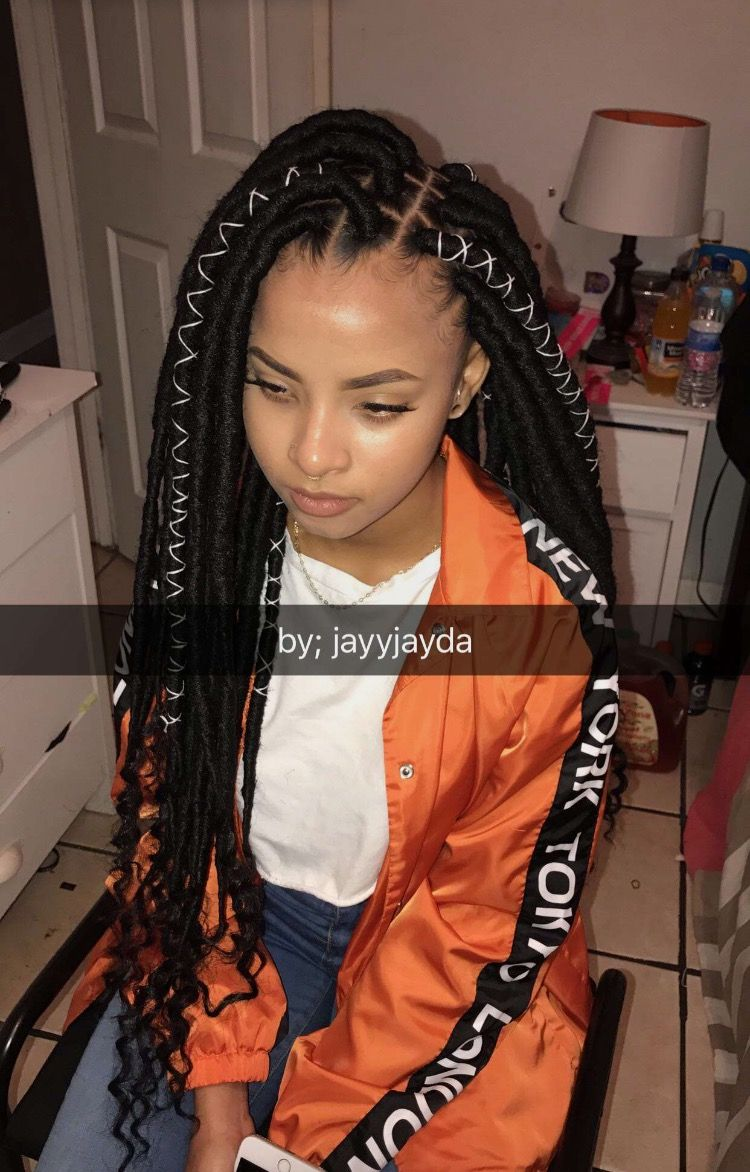 Beautiful Braided Hairstyles 2021 hairstyleforblackwomen.net 24
