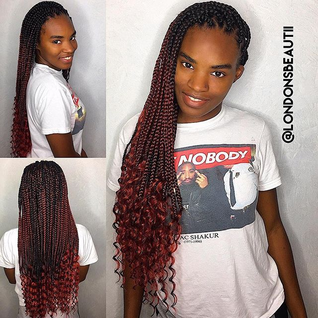 Beautiful Braided Hairstyles 2021 hairstyleforblackwomen.net 25