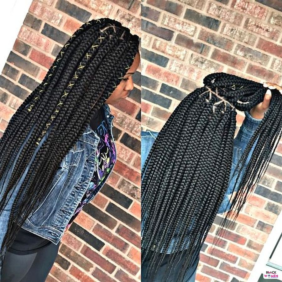 Beautiful Braided Hairstyles 2021 hairstyleforblackwomen.net 3343