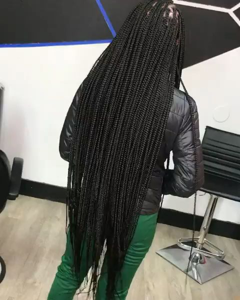 Beautiful Braided Hairstyles 2021 hairstyleforblackwomen.net 37