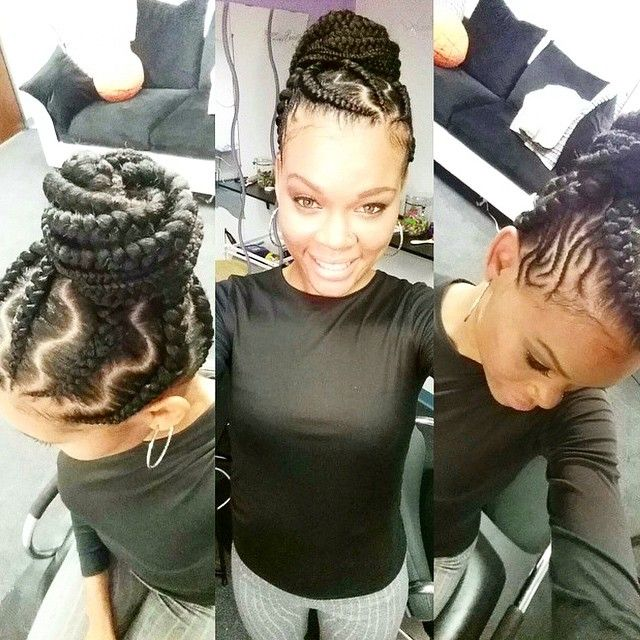 Beautiful Braided Hairstyles 2021 hairstyleforblackwomen.net 46