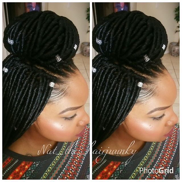 Beautiful Braided Hairstyles 2021 hairstyleforblackwomen.net 58