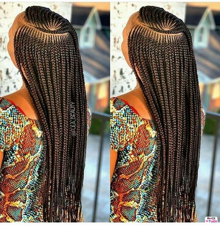 Beautiful Braided Hairstyles 2021 hairstyleforblackwomen.net 613