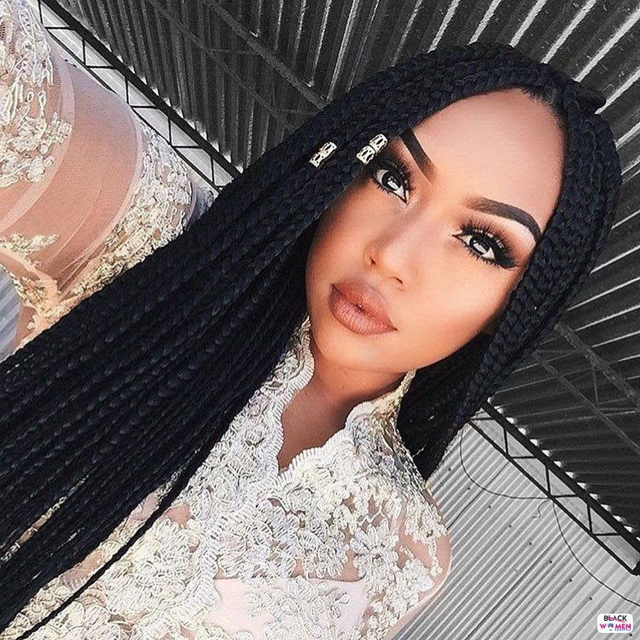 Beautiful Braided Hairstyles 2021 hairstyleforblackwomen.net 7310
