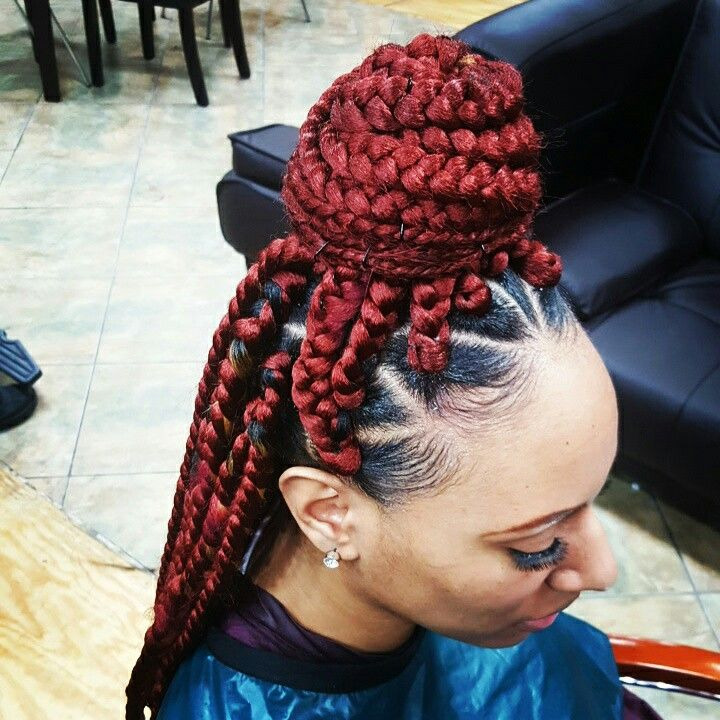 Beautiful Braided Hairstyles 2021 hairstyleforblackwomen.net 75