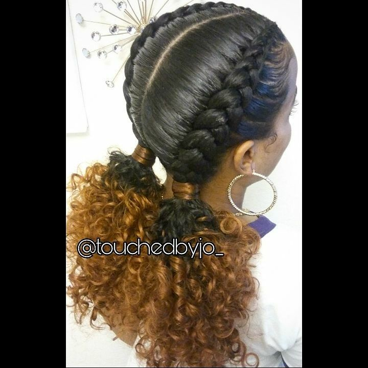 Beautiful Braided Hairstyles 2021 hairstyleforblackwomen.net 77