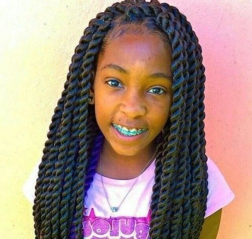 Beautiful Braided Hairstyles 2021 hairstyleforblackwomen.net 78