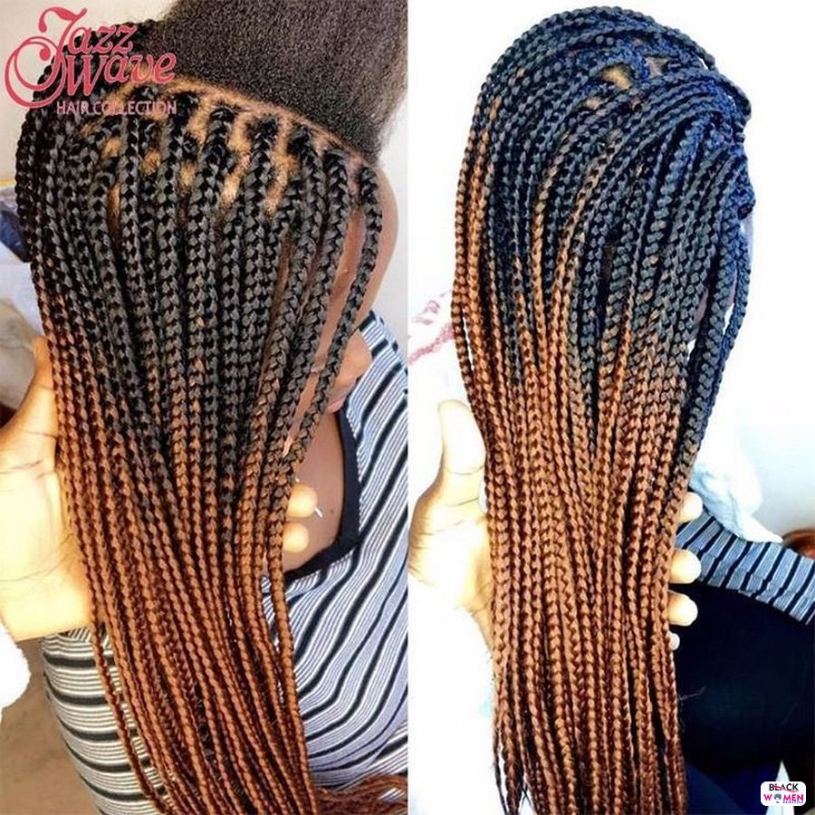 Beautiful Braided Hairstyles 2021 hairstyleforblackwomen.net 9260