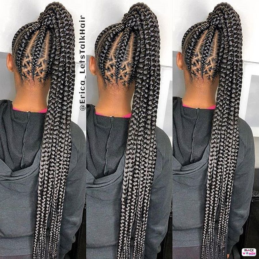 Beautiful Braided Hairstyles 2021 hairstyleforblackwomen.net 9720