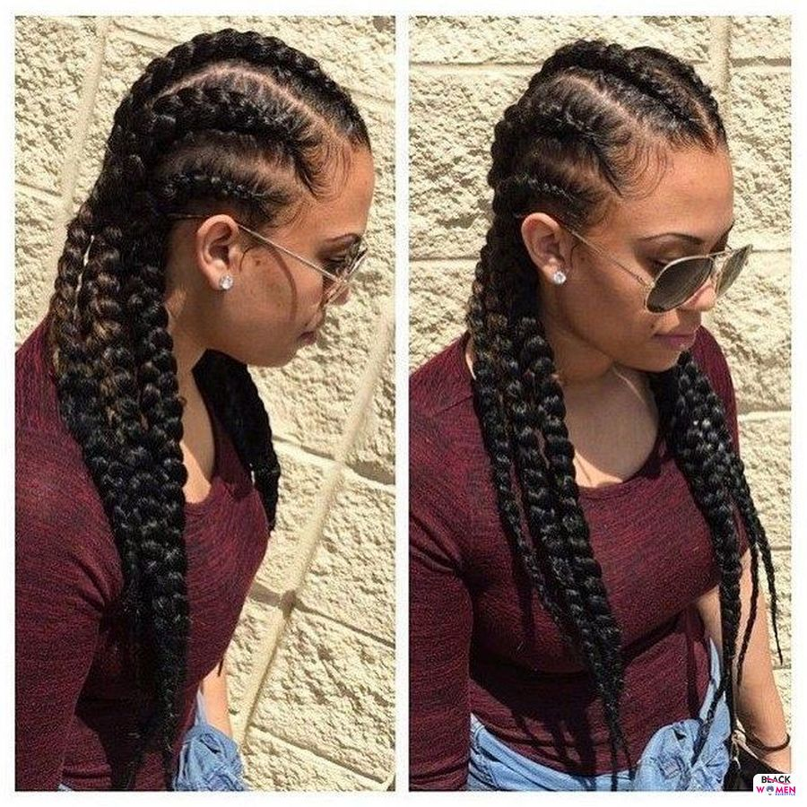 Beautiful Braided Hairstyles 2021 hairstyleforblackwomen.net 9803