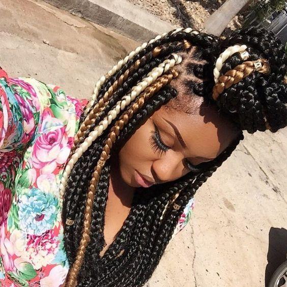Best Ghana Braids Hairstyles 2021 hairstyleforblackwomen.net 1029