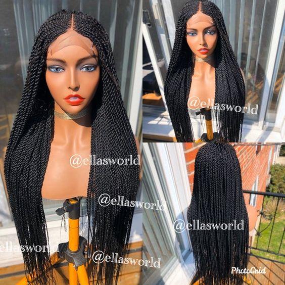 Best Ghana Braids Hairstyles 2021 hairstyleforblackwomen.net 1034