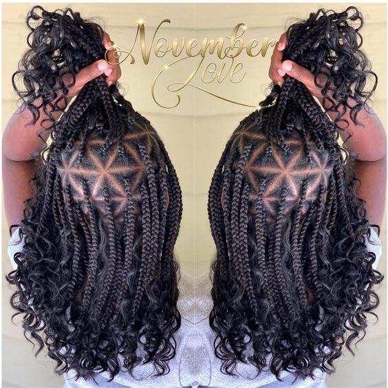 Best Ghana Braids Hairstyles 2021 hairstyleforblackwomen.net 1076