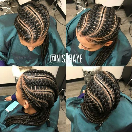 Best Ghana Braids Hairstyles 2021 hairstyleforblackwomen.net 1118